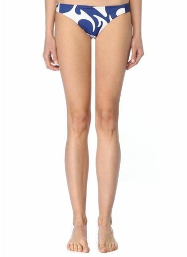 La Doublej Bikini Alt Mavi